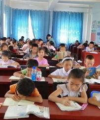 你知道月牙湖小塘村留守儿童4点半课堂吗?关爱留守儿童公益行等你来!